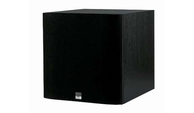 review b w asw608 subwoofer. Black Bedroom Furniture Sets. Home Design Ideas