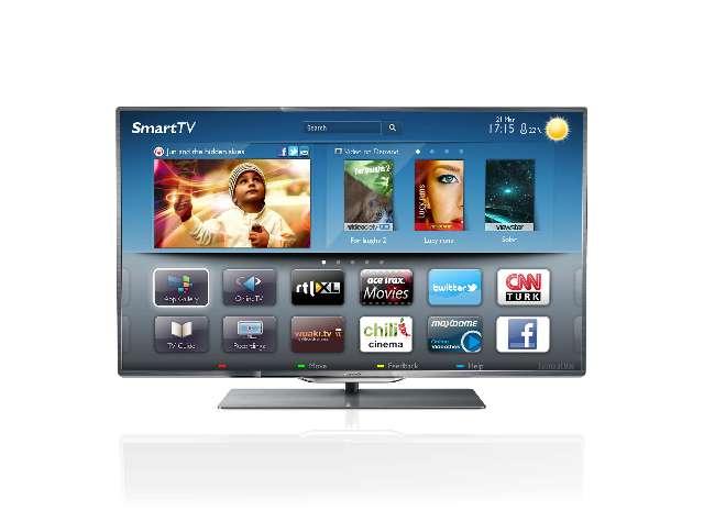 Philips brengt Smart TV naar budget-modellen