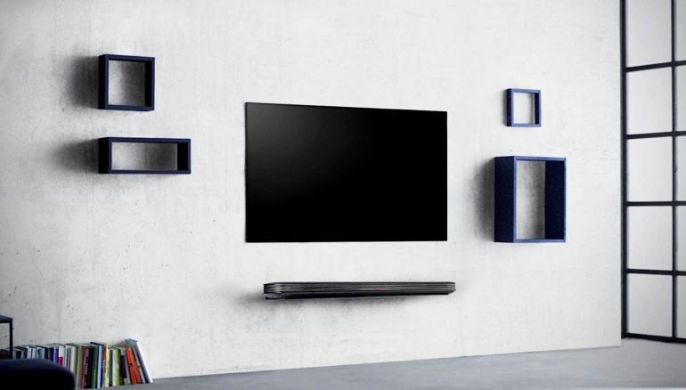 Dit zijn de nieuwe 2017 oled tv's van LG