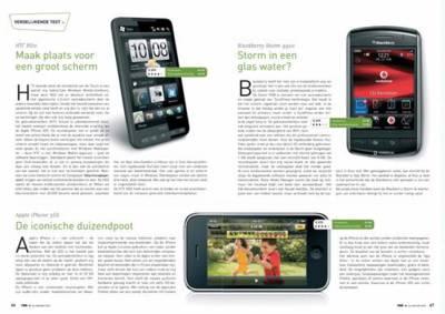 Koopgids: Smartphones met multimedia-ambities