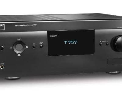 NAD introduceert T757 AV-receiver