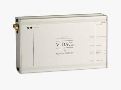 Review: Musical Fidelity V-DAC II