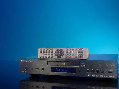 High-end Blu-ray-speler bij Cambridge Audio