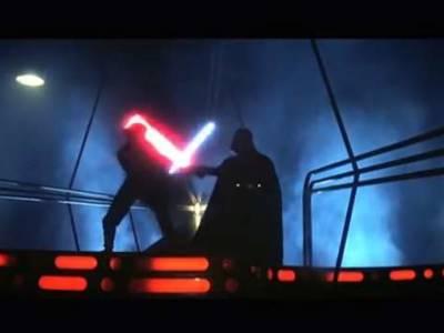 Video: Lucas legt de lightsaber uit