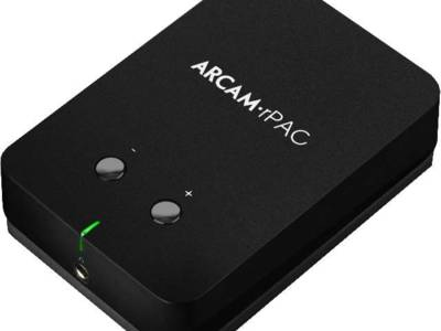 Review: Arcam rPAC