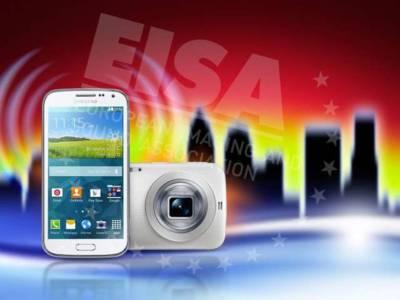 EUROPEAN SMARTPHONE CAMERA 2014-2015: Samsung Galaxy K zoom