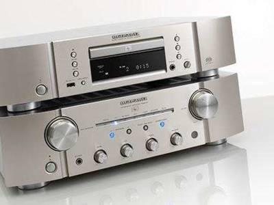 Award voor veelzijdige Marantz-stereoset