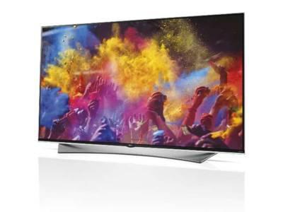 LG TV line-up 2015