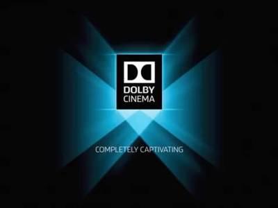 Nieuwe Dolby Cinema-films aangekondigd