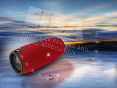 EUROPEAN MOBILE SPEAKER 2015-2016: JBL Xtreme