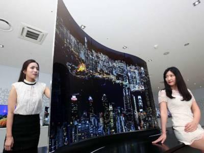 Kleef je volgende LG OLED tv gewoon aan de muur