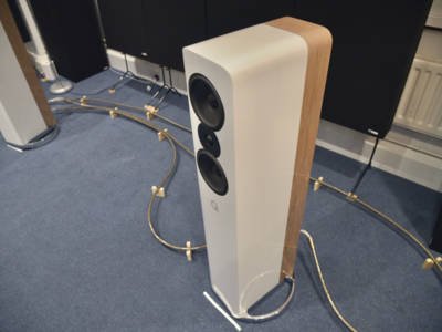 Q Acoustics mikt op de high-end