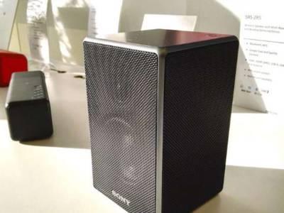 Sony: DSD, draadloos surround en veel hoofdtelefoons