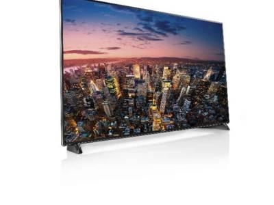 Nieuwe Panasonic-tv's gaan voor premium, schuwen curve