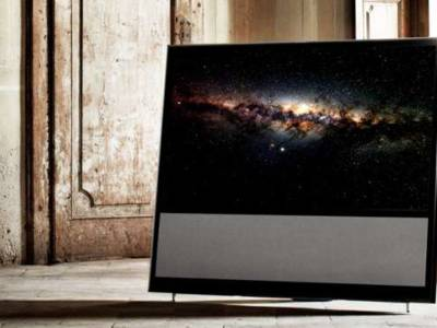 Er is een Bang & Olufsen OLED-tv op komst