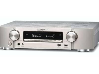 Nieuwe slanke AV-receiver bij Marantz