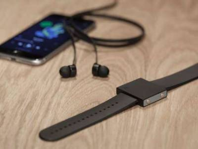The Basslet: subwoofer in een horloge