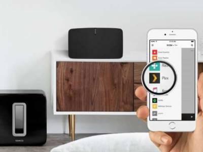 Sonos werkt met Plex