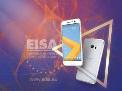 EUROPESE GEAVANCEERDE SMARTPHONE 2016-2017 HTC 10