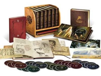 Peter Jackson gaat voor duurste Blu-ray-doos ooit
