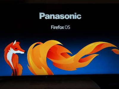 Firefox OS TV, smart tv-systeem van Panasonic, is dood