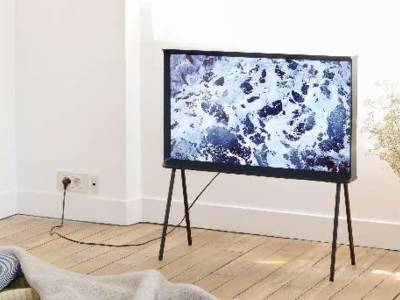 Test: Samsung Serif TV