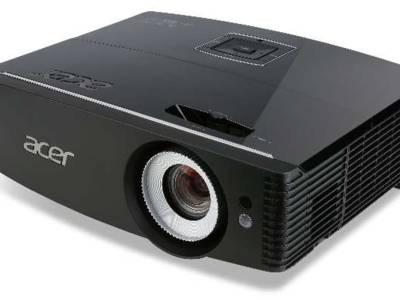 Test: Acer P6500