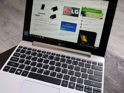 Review: Acer Aspire Switch V 10 (SW5-017)