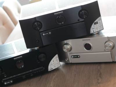 Step-up review: Marantz SR5011, SR6011 en SR7011 av-receivers