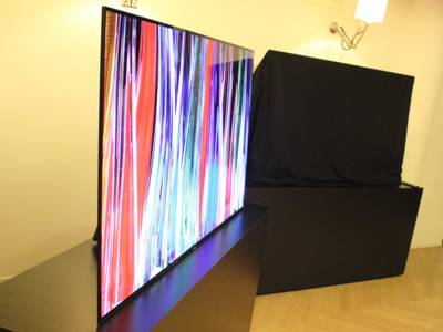 Sony's Acoustic Surface: Geluid uit je tv zonder traditionele luidsprekers