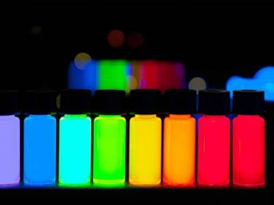 Alles over quantum dots in een televisie