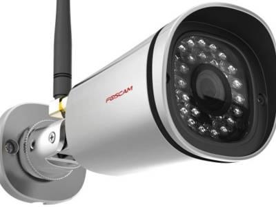 Review: Foscam FI9900P V2 camera en Foscam FN3109H NVR