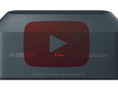 Video: Yamaha focust op MusicCast met introductie WXAD-10