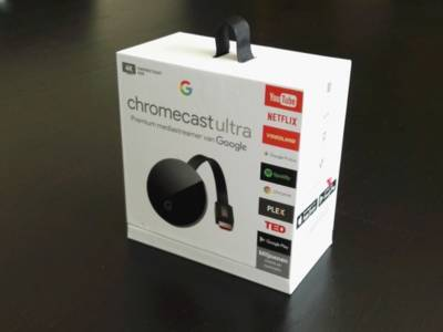 Review: Google Chromecast Ultra