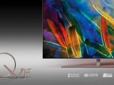 Review: Samsung QE55Q7F (Q7F-serie) QLED-tv