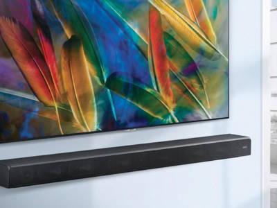 Review: Samsung HW-MS650: grote soundbar zonder draadloze subwoofer