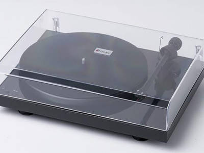 Review: Pro-Ject Debut III RecordMaster