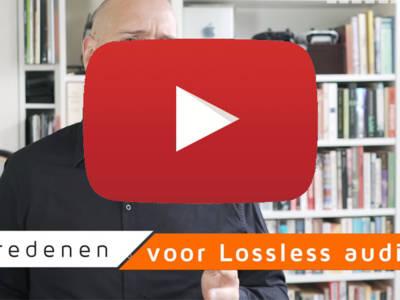 Video: vijf redenen om te kiezen voor lossless audio